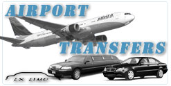 Las Vegas Airport Transfers and airport shuttles