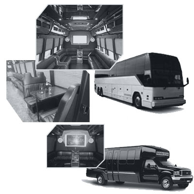 Party Bus rental and Limobus rental in Las Vegas, NV