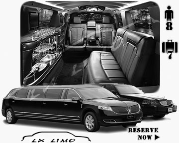 Limo from Las Vegas airport